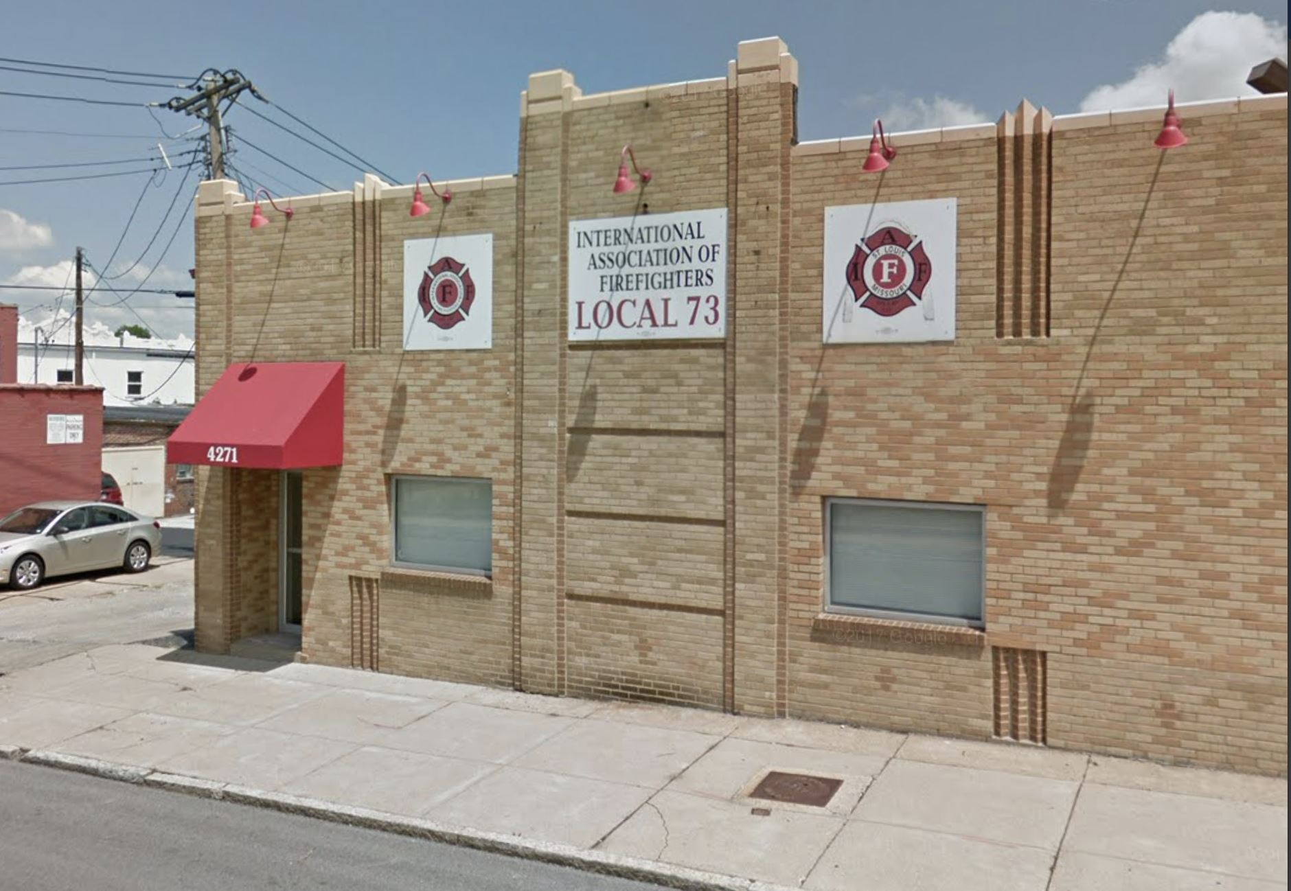 Local 73 Firefighter's Hall